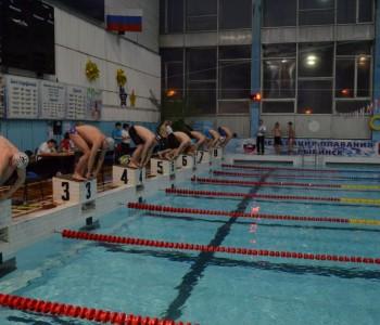 Плавание старт юношей 16-17 лет